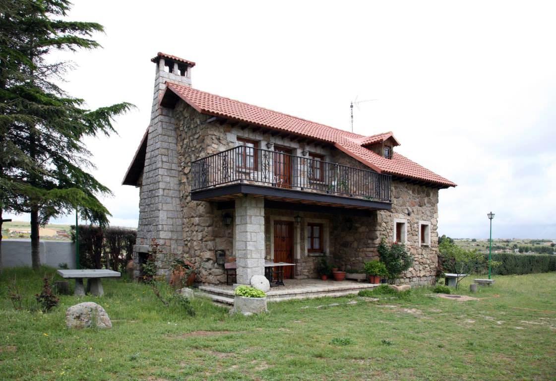 Casa Teo - Alojamiento rural Ávila